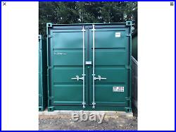 10FT Green Storage/shipping Container