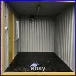 10' x 8' workshop container