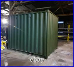 10ft Brand New Shipping Container