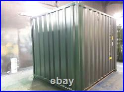 10ft Container One Trip NEW Ideal for Storage Nationwide Delivery