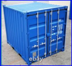 10ft NEW build Shipping container Blue or green. Felixstowe / Southampton