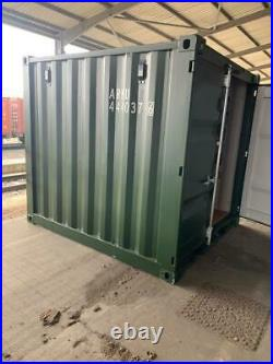 10ft Storage Container Low Cost Alternative. 8ft Container (NEW)