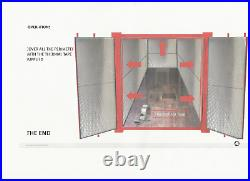 20' / 40' New shipping container. With/without thermal liner. Price plus VAT