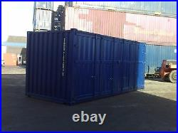 20 FULLY Side Opening Container