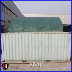 20 x 20 FT SHIPPING CONTAINER CANOPY / SHELTER, SHED GALVANISED STEEL FRAME