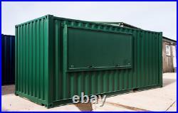 20' x 8' Converted Serving Hatch / Ideal for Pop up Bars, Cafes or Shops