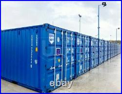 20ft BRAND NEW Self Storage Units / Container For Hire Small Heath, Birmingham