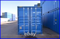 20ft Container Essex (NEW) Ideal for Storage Available in Green or Blue