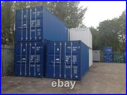 20ft- NEW QUALITY Shipping Container