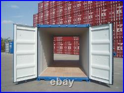 20ft NEW build Shipping container TUNNEL. From Southampton & Midlands + VAT