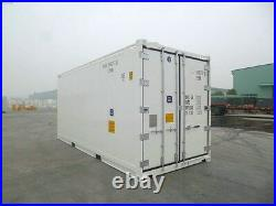 20ft New Build High Cube Refrigerated Container