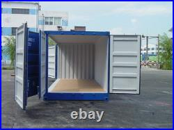 20ft New / first trip full side opening concertina doors. Now in stock Pus vat
