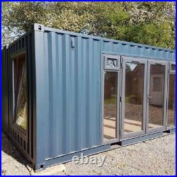 20ft Shipping Container Conversions MADE TO ORDER. Bar, Office, Salon etc