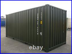 20ft Storage Container Suffolk (new). Can Deliver Anywhere In UK