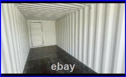20ft shipping container new