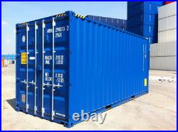 20ft x 8ft 1 Trip / Brand New Shipping Container Peterborough