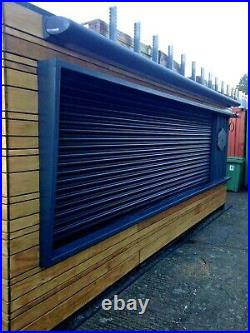 20ft x 8ft Cladded Food/Drink Outlet shipping container -Manchester