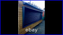 20ft x 8ft Shipping Container Shop/Food Hut/Market Stall/Burger Bar (Newcastle)