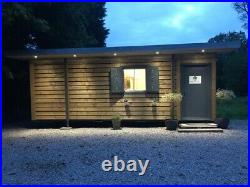 20ft x 8ft Shipping Container Shop/Food Hut/Market Stall/Burger Bar Southampton