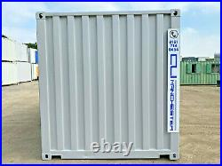 20ft x 8ft Shipping Container Steel Store Storage Container Lock Box