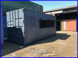 20ft x 8ft shipping container kitchen/coffee shop/street food -Aberdeen