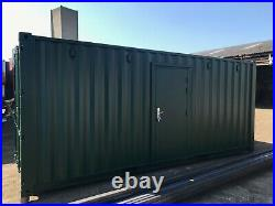 20ft x 8ft shipping container kitchen/coffee shop/street food -Peterborough