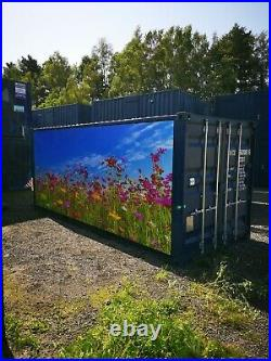 20ft x 8ft, shipping container, storage container, NEW, £3200 plus VAT