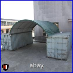 20x20ft Container Shelter