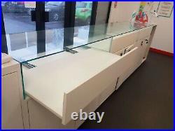 22FT x 11FT Custom Built Retail Pod Fully Fitted Pop Up Shop Unit Garden Office