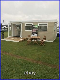 22ft x 11.5 portable cabin, portable building, garden office, portable office