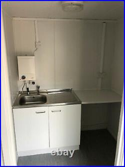 32ftx10ft Anti Vandal Double Office Toilet Brand New Kitchen Portable Cabin