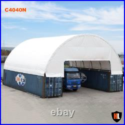 40 X 40 Ft Container Shelter