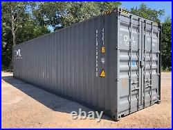 40ft HIGH CUBE One Trip Shipping Container NEW Ormskirk L40