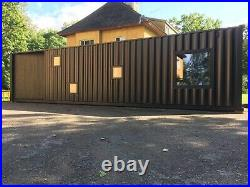 40ft High Cube Shipping Container Home, Office
