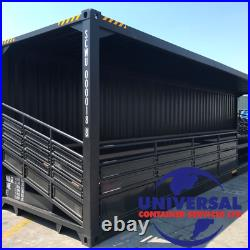 40ft Stadium Seater Brand New Container Conversion