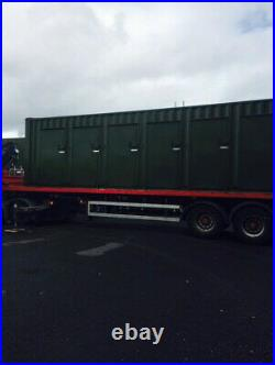 40ft shipping container, self storage unit 6007 made 2 order £10,750+VAT