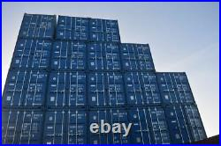40ft tunnel container HIGH CUBE Nationwide Delivery