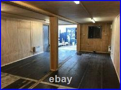 40ft x 16ft shipping container modular Chester