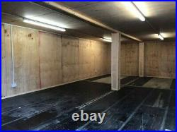 40ft x 16ft shipping container modular Manchester