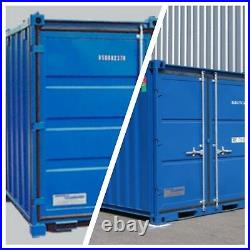 6ft sq. Approx. Steel LC Storage container! MK Containers plus vat