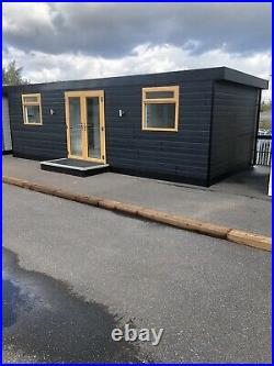8m X 3.6m portable cabin, portable building, garden office, Garden Annex