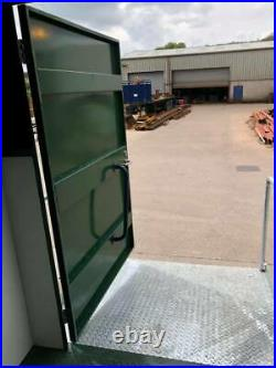 Accessible Portable Site Toilet, Containers, Building/Construction, Tools