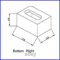 Bottom Corner Casting for Shipping Container Set of 4