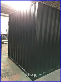 Brand New 8ft X 6ft Shipping Container/ Security Hut/ Office/ Storage