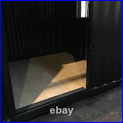Brand New 8ft X 8ft Shipping Container/ Security Hut/ Office/ Storage