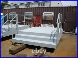 CONTAINER TOILETS\SEWAGE TANKS-STATIC TOILETS SITE PORTABLE (01794-322808-dep)