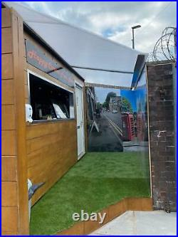 Cafe Food Hut Office Conversion Converted Shipping Containers