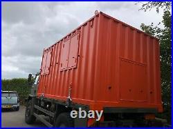 Camper Van / Truck / Trailer Accommodation Conversion Edinburgh