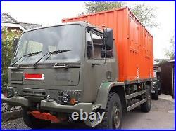 Camper Van / Truck / Trailer Accommodation Conversion Leeds