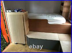 Camper Van / Truck / Trailer Accommodation Conversion South Wales